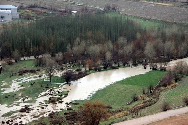 هشدار بالا آمدن آب رودخانه ها در 8 استان کشور از امروز