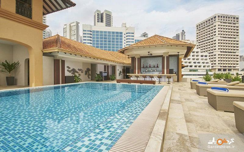 هتل اورچارد پاراد، از هتل&zwnjهای 4 ستاره سنگاپور، تجربه مسافرتی خاطره انگیز و آسوده