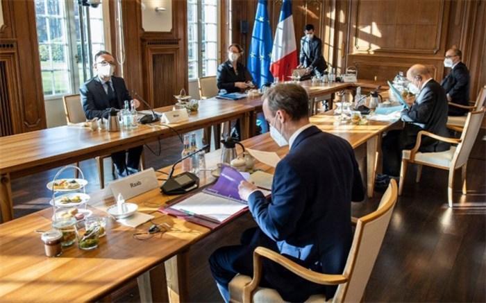 جزئیات نشست وزرای خارجه تروئیکای اروپا درباره برجام