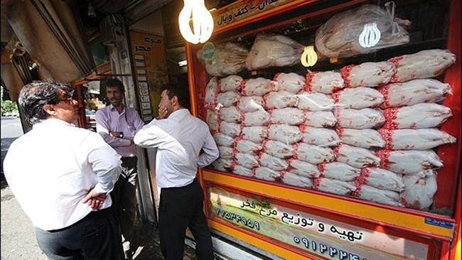 قیمت مرغ تا هفته آینده متعادل می شود