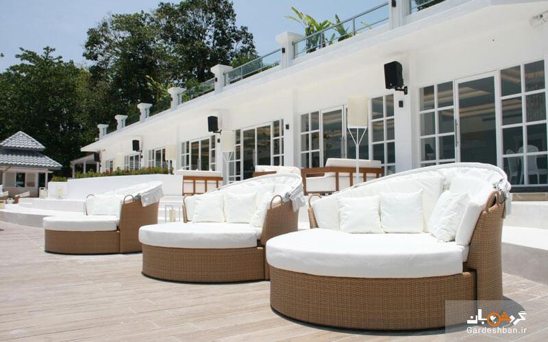 هتل دش ریزورت (Dash Resort) لنکاوی؛ اقامتی رویایی در ساحل زیبای شهر