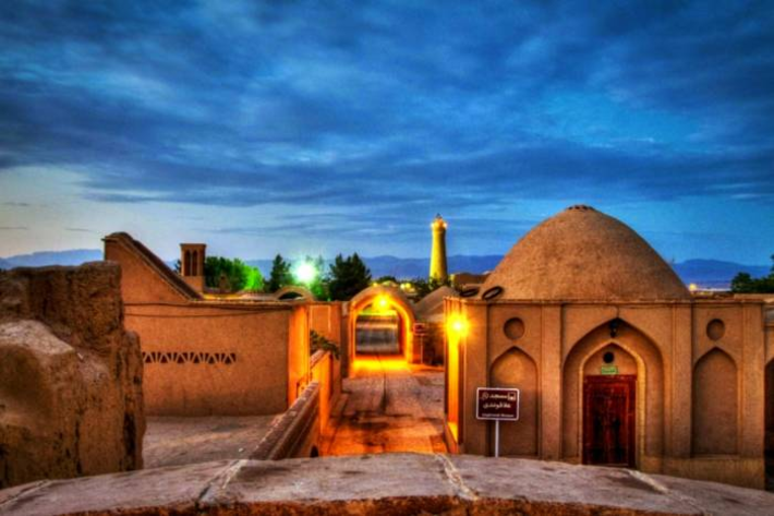 فهرج، روستایی فوق العاده زیبا در دل کویر