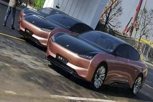 ساخت خودروهای تمام الکتریکی توسط چینی ها