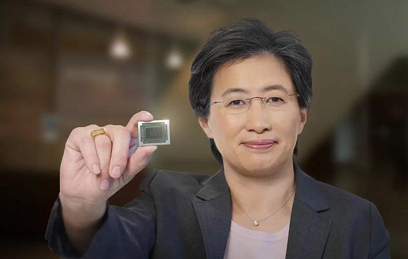 AMD در حال توسعه پردازنده&zwnj ARM برای رقابت با تراشه M1 اپل است