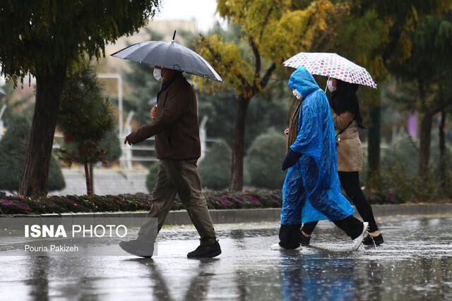 هشدار هواشناسی نسبت به بارش برف و باران در 9 استان