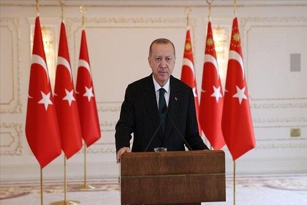 اردوغان: به حُسن رابطه با آمریکا و اتحادیه اروپا امیدوارم!