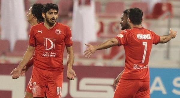برتری العربی با درخشش ستاره های ایرانی