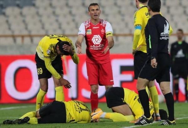 سیدجلال حسینی: چند تیم علیه پرسپولیس هستند