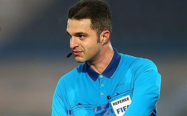 معرفی تیم های داوری هفته سیزدهم لیگ برتر؛ سوت بازی عظیم به حیدری رسید