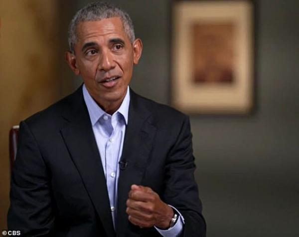 اوباما: به لطف دموکراسی ترامپ نتوانست به صددرصد اهدافش برسد ، از کشتن بن لادن پشیمان نیستم