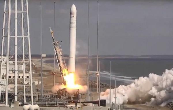 فضاپیمای سیگنوس محموله تازه ای را راهی ایستگاه فضایی بین المللی کرد