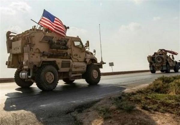 انفجار بمب کنار جاده ای در جهت کاروان لجستیک ائتلاف آمریکایی در بغداد
