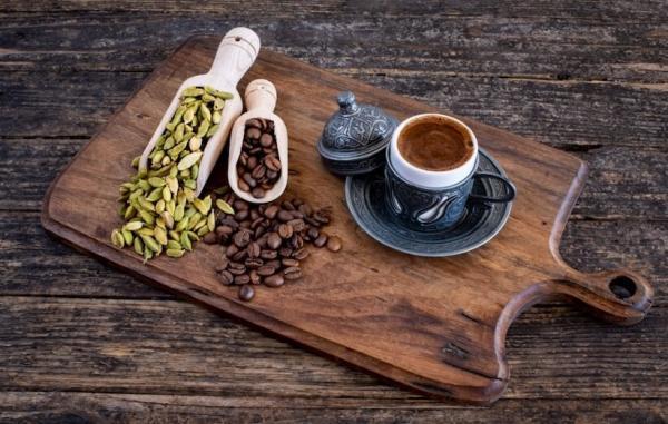 ساده ترین روش تهیه قهوه عربی در خانه