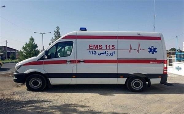 استقرار اورژانس در بهشت زهرا و سایر آرامستان های تهران
