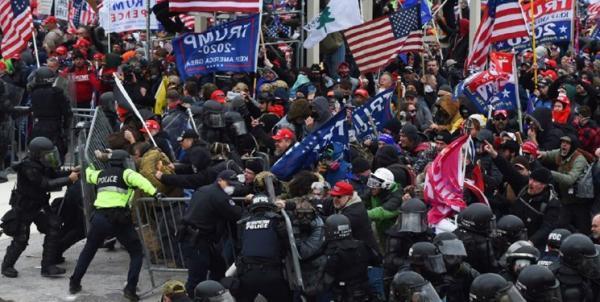 روز حمله به کنگره آمریکا در پنتاگون چه گذشت؟