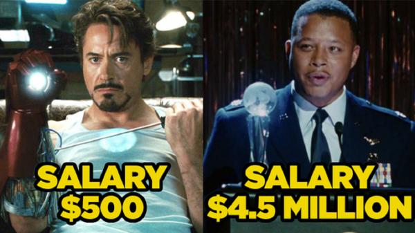 6 بازیگر نقش مکمل که از بازیگران اصلی بیشتر دستمزد گرفتند