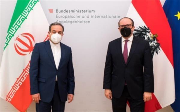 ملاقات معاون وزیر امور خارجه با وزیر خارجه اتریش
