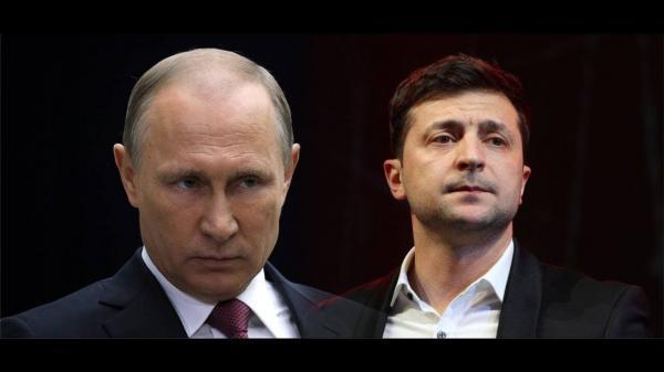 اوکراین پیشنهاد پوتین برای ملاقات با زلنسکی را رد کرد