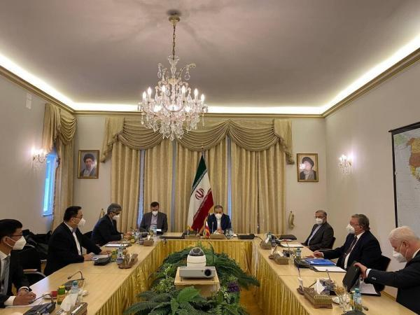 گزارش روسیه از مذاکرات برجامی با ایران و چین