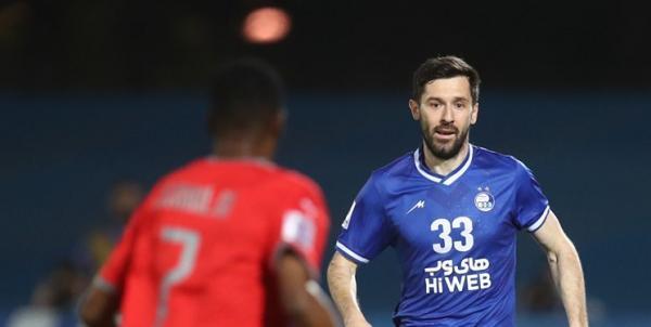 میلیچ در آستانه تمدید قرارداد با باشگاه استقلال