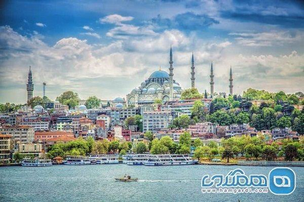 ارسال بار به استانبول (آسیایی و اروپایی)