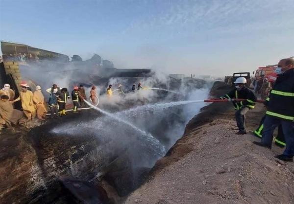 آتش سوزی های سریالی در گمرکات افغانستان ادامه دارد