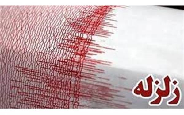 وقوع زلزله 5.5 ریشتری در خراسان شمالی