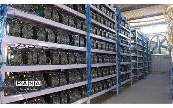 5200 دستگاه رمز ارز دیجیتال غیرمجاز در استان گیلان جمع آوری شد