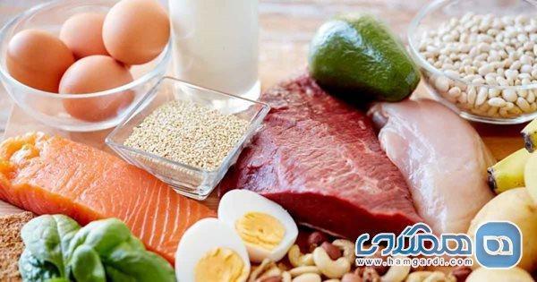 تاثیر مصرف زیاد پروتئین حیوانی در ابتلا به سرطان
