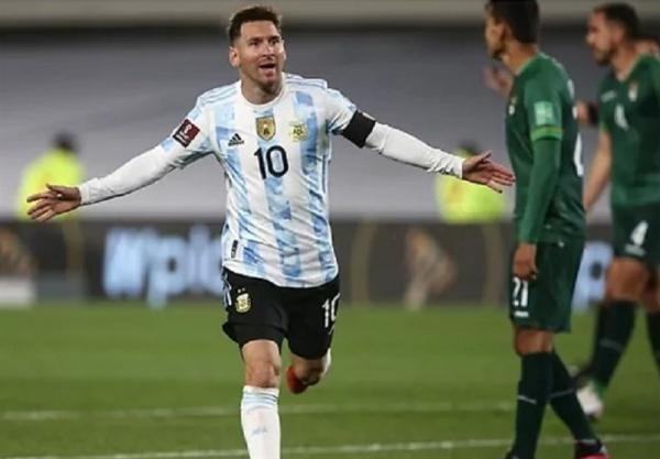 تور برزیل ارزان: انتخابی جام جهانی 2022، پیروزی قاطع آرژانتین با هت تریک مسی، 3 امتیاز دیگر در کارنامه برزیل و اروگوئه