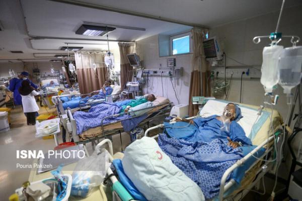 بستری دو هزار و 336 بیمار کرونایی در بیمارستان های اصفهان
