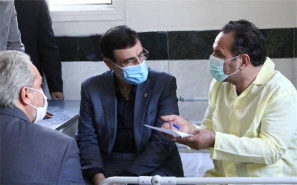 دستور ویژه رئیس بنیاد شهید برای تأمین تجهیزات توانبخشی جانبازان
